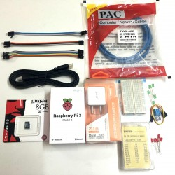 Raspberry Pi 3 Alpha Kit