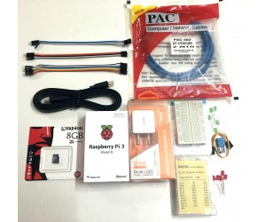 Raspberry Pi 3 Alpha Kit