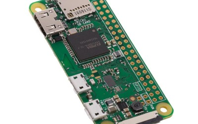 New Raspberry Pi Zero W released