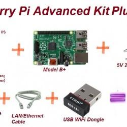 Raspberry Pi B Plus Advanced Kit