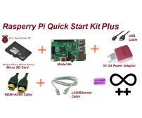 Raspberry Pi B Plus Quick Start Kit