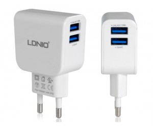 Dual USB Power Adapter