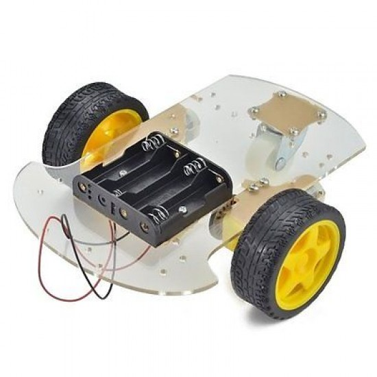 2WD Robot Chassis Kit