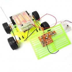 DIY Dual Motor Four Remote Control Car