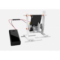 DIY Plastic Biped Robot