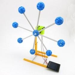 DIY Solar Power Ferris Wheel Toy