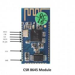 CSR8645 Bluetooth 4.0 Stereo Audio Module