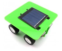 Self Assembly Mini Solar Powered DIY Car Kit