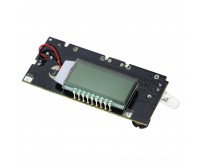 5V 1A/2.1A Mobile Power Bank PCB 18650 Battery Charger Module with LCD