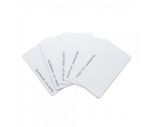125KHz RFID Cards White