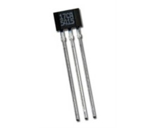 MLX90217LUA (17CA) - Magnetic Hall Effect Sensor - TO-92