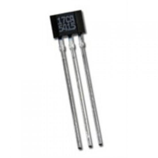 MLX90217LUA (17CA) - Magnetic Hall Effect Sensor - TO-92