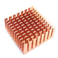 Copper Heat Sink  for Raspberry Pi