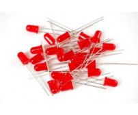 Red LEDS (Pack of 5)