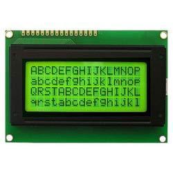 20x4 -Green LCD Display Character