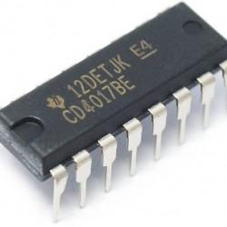4017 Decade Counter