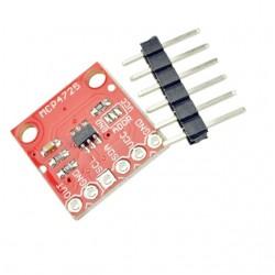 MCP4725 I2C DAC Breakout Development Board Module