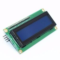 I2C 16X2 LCD Display Module