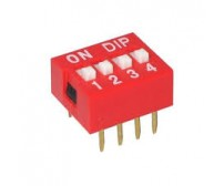 DIP Switch (4-Pin)