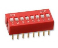DIP Switch (8-Pin)
