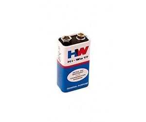 9V Battery - Hi-Watt