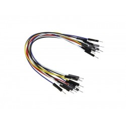 Male to Male Jumper Wires-10 Pieces