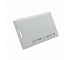 RFID Card - 125KHz - White