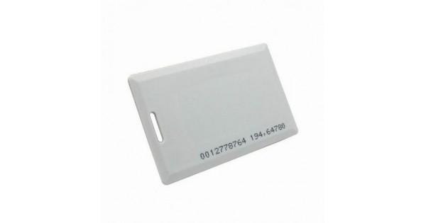 RFID Card - 125KHz - White