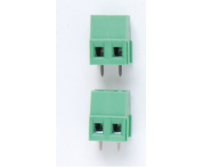 Screw Terminal Connector - 2 Pin - PCB Mount