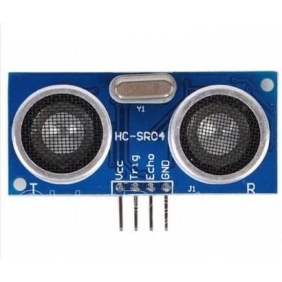 HC-SR04 -Ultrasonic Sensor
