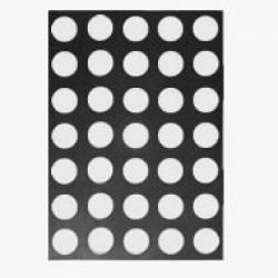 5x7 Dot Matrix Display - RED LED - Common Cathode