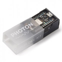 Particle Photon (with Headers)