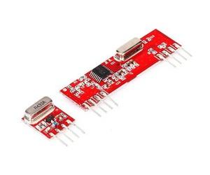433 MHz RF Module -Transmitter & Receiver
